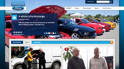 Ford Canada Blog
